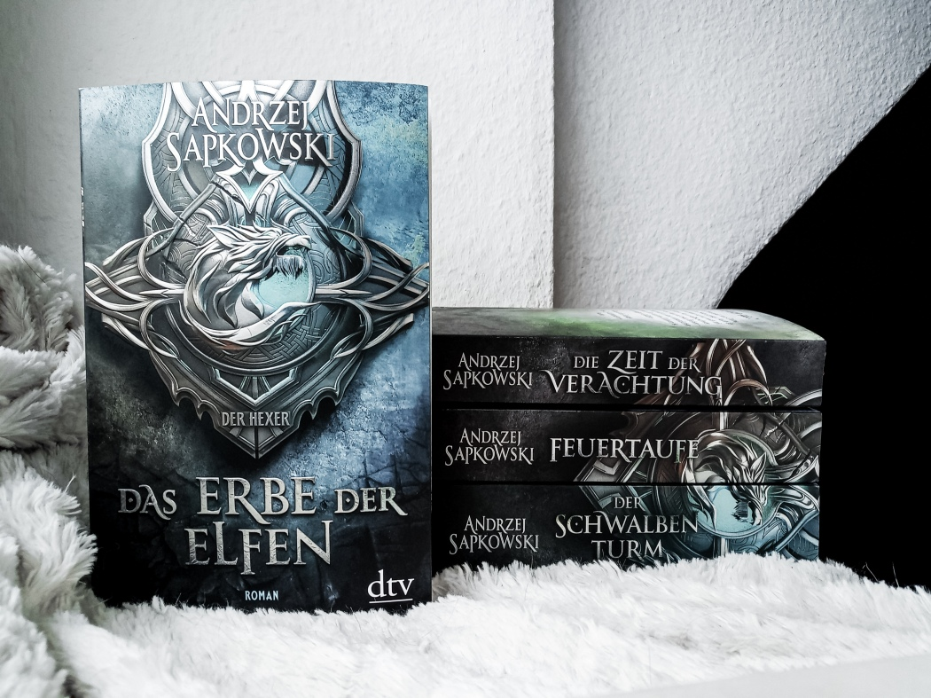 Andrzej Sapkowski Das Erbe der Elfen Der Hexer The Witcher