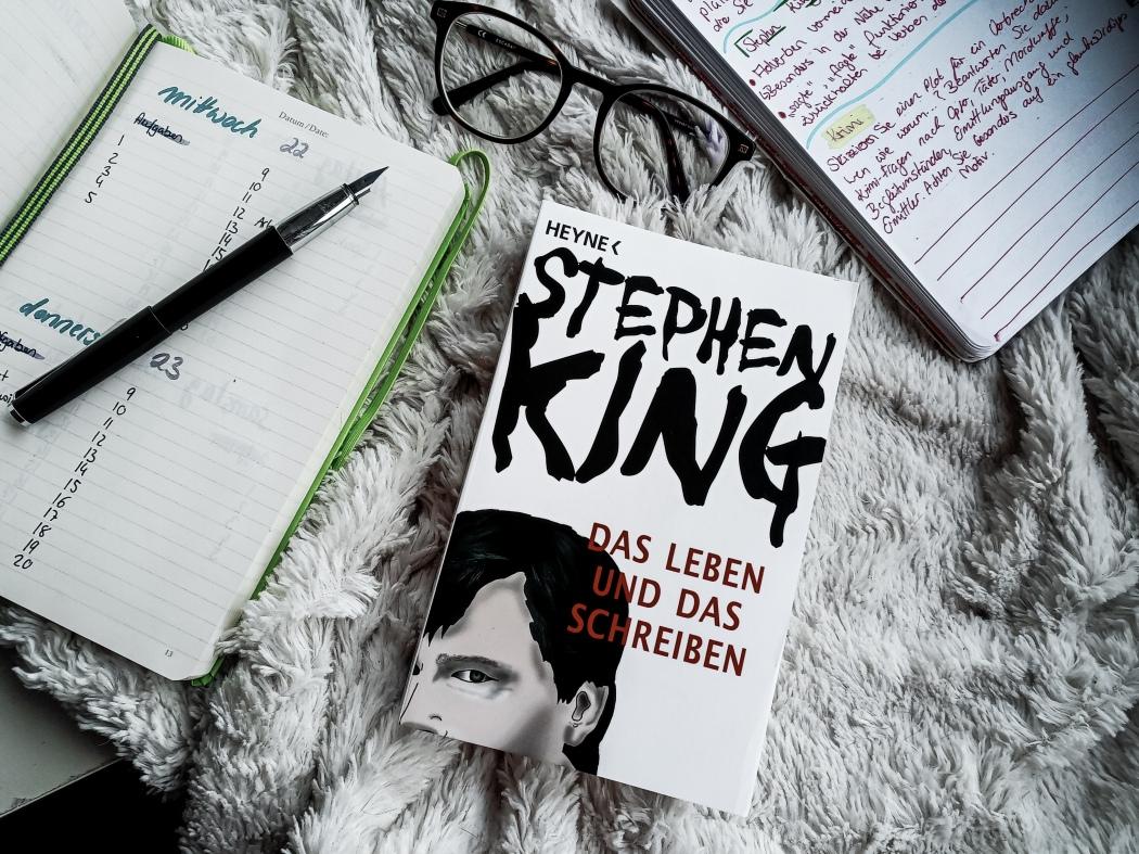 Rezension Stephen King Das Leben und das Schreiben