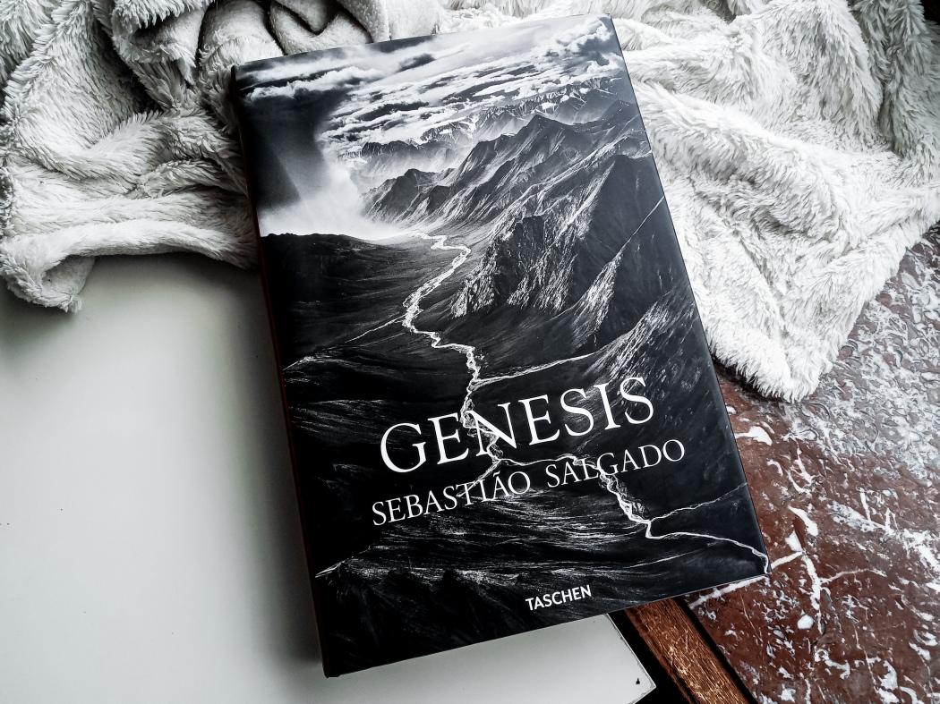 Sebastiao Salgado Genesis Bildband
