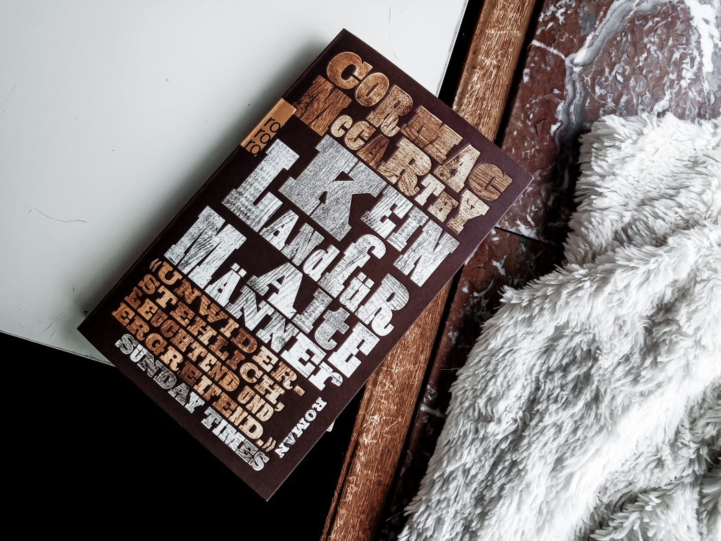 Rezension Cormac McCarthy Kein Land für alte Männer Roman