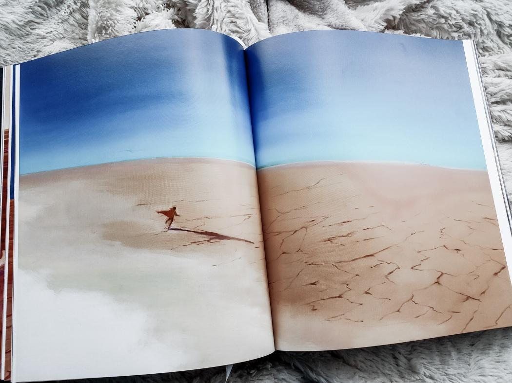 Die unendliche Geschichte illustriert von Sebastian Meschenmoser