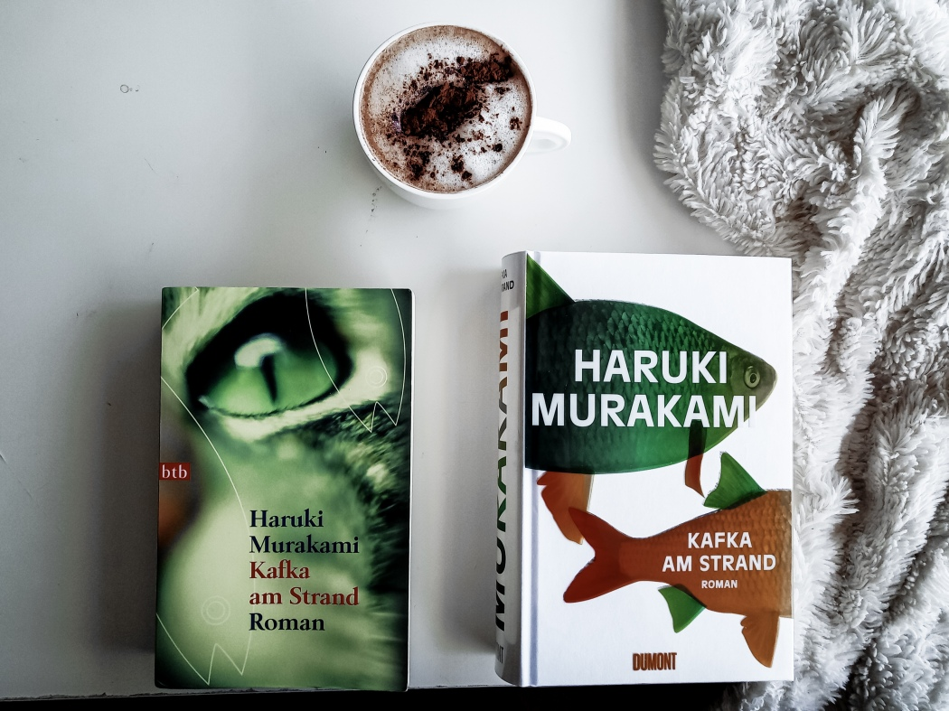 Haruki Murakami Kafka am Strand Rezension