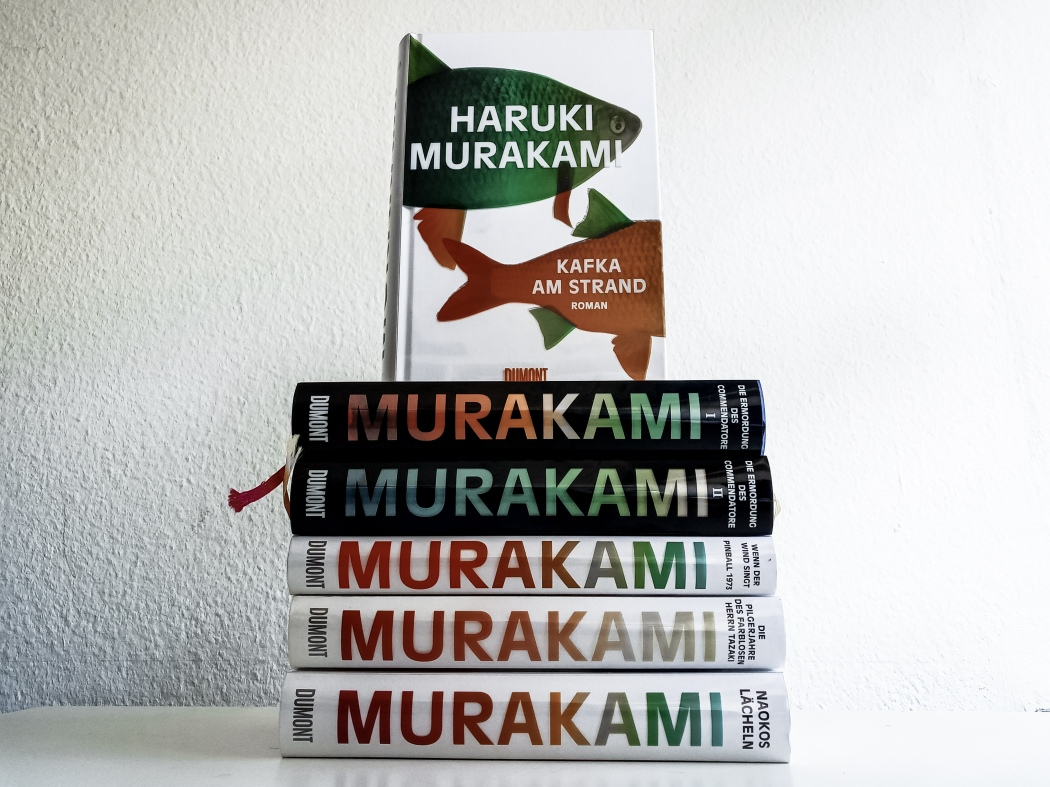 Rezension Haruki Murakami Kafka am Strand