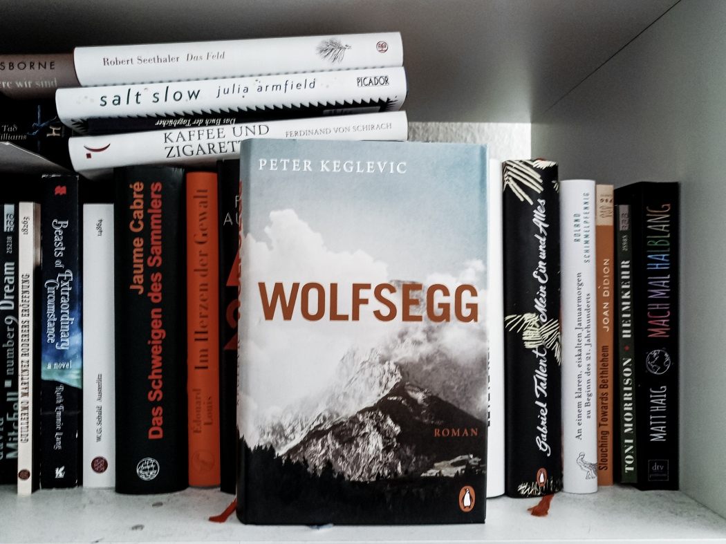 Peter Keglevic Wolfsegg Rezension