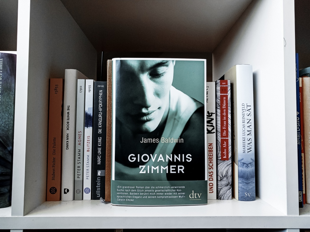 James Baldwin Giovannis Zimmer Rezension