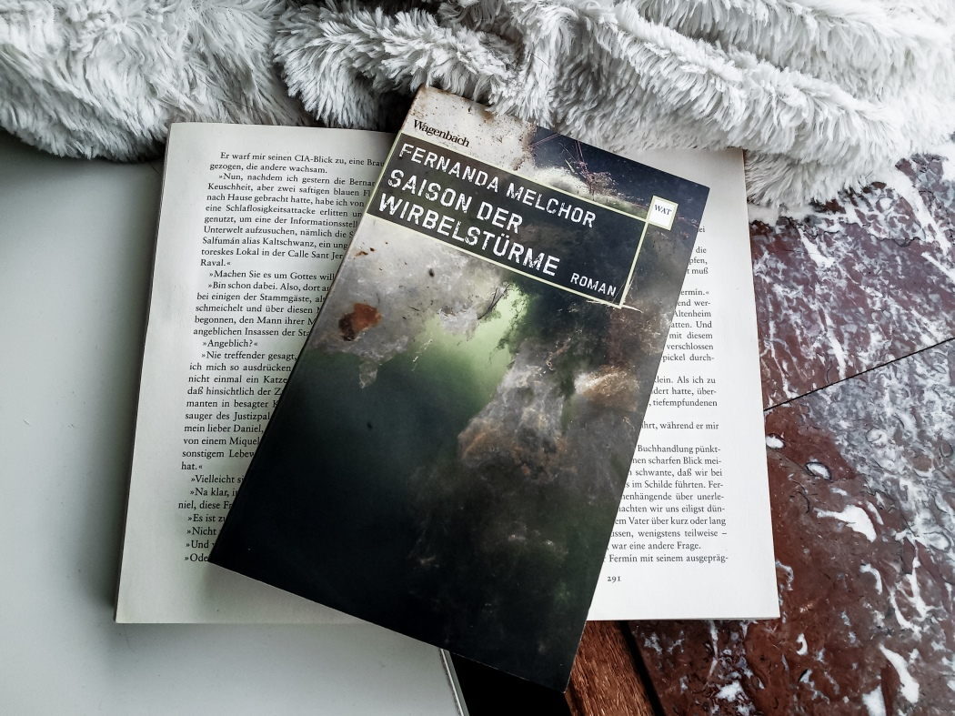 Rezension Fernanda Melchor Saison der Wirbelstürme