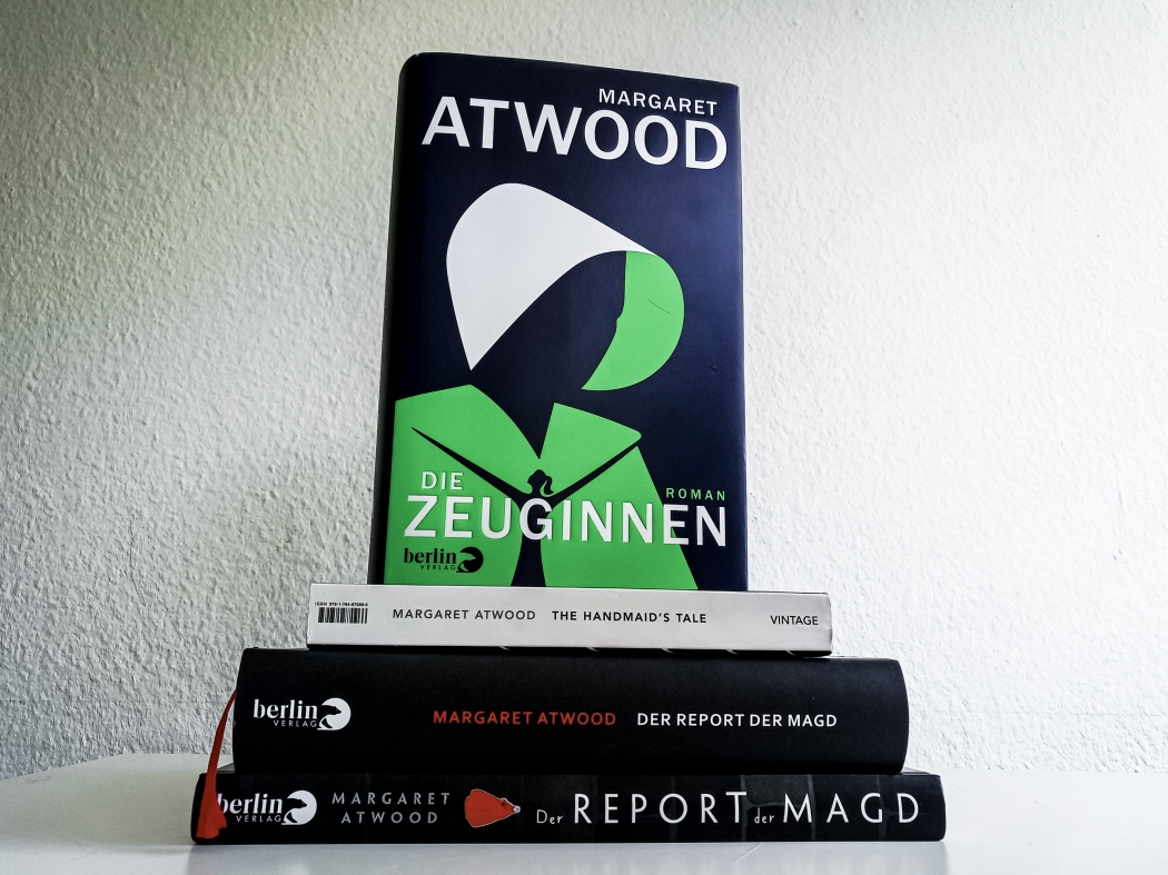 Margaret Atwood Die Zeuginnen Rezension