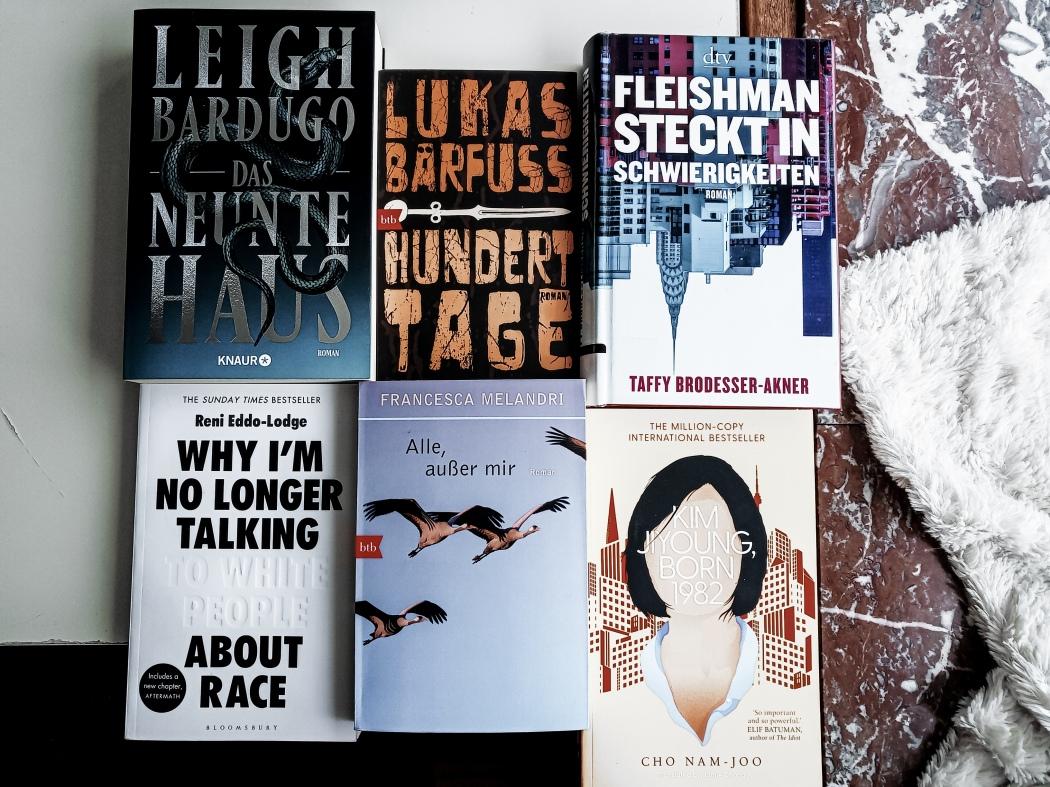 gelesene Bücher Juli 2020