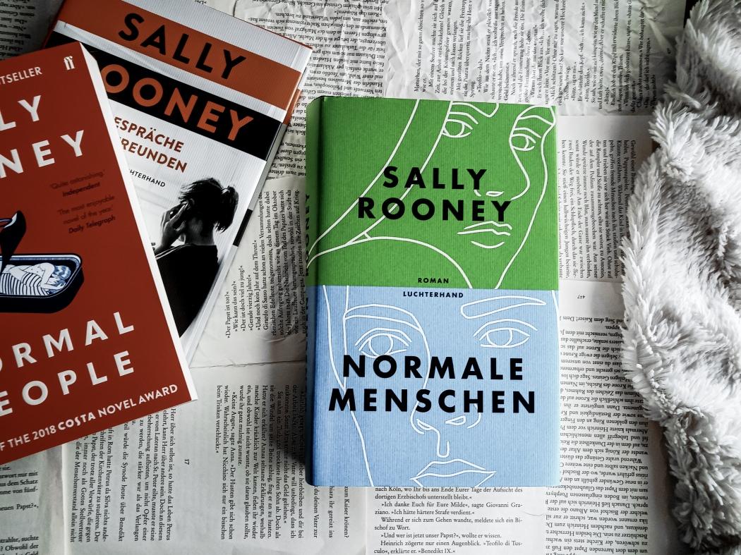 Sally Rooney Normale Menschen Rezension