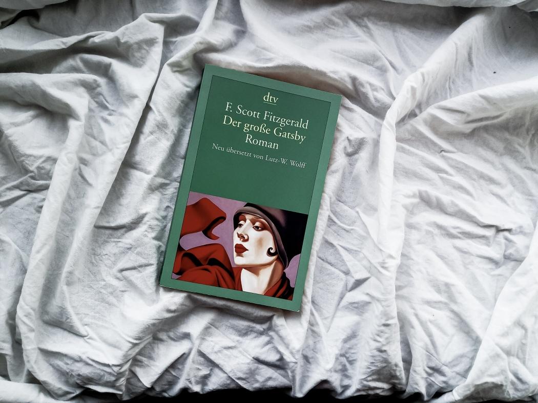 F. Scott Fitzgerald Der große Gatsby Zitat