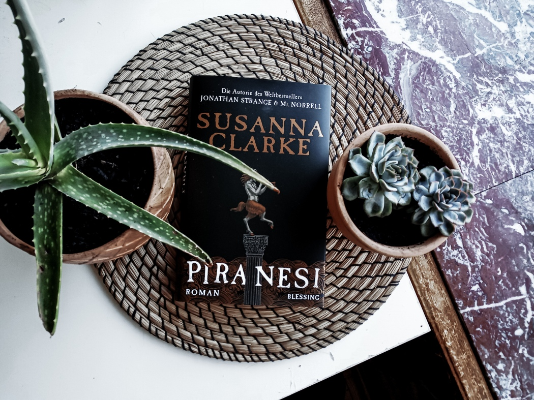 Susanna Clarke Piranesi Rezension