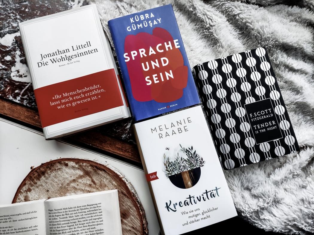 Bücher für 2021 diese Bücher wollen wir lesen