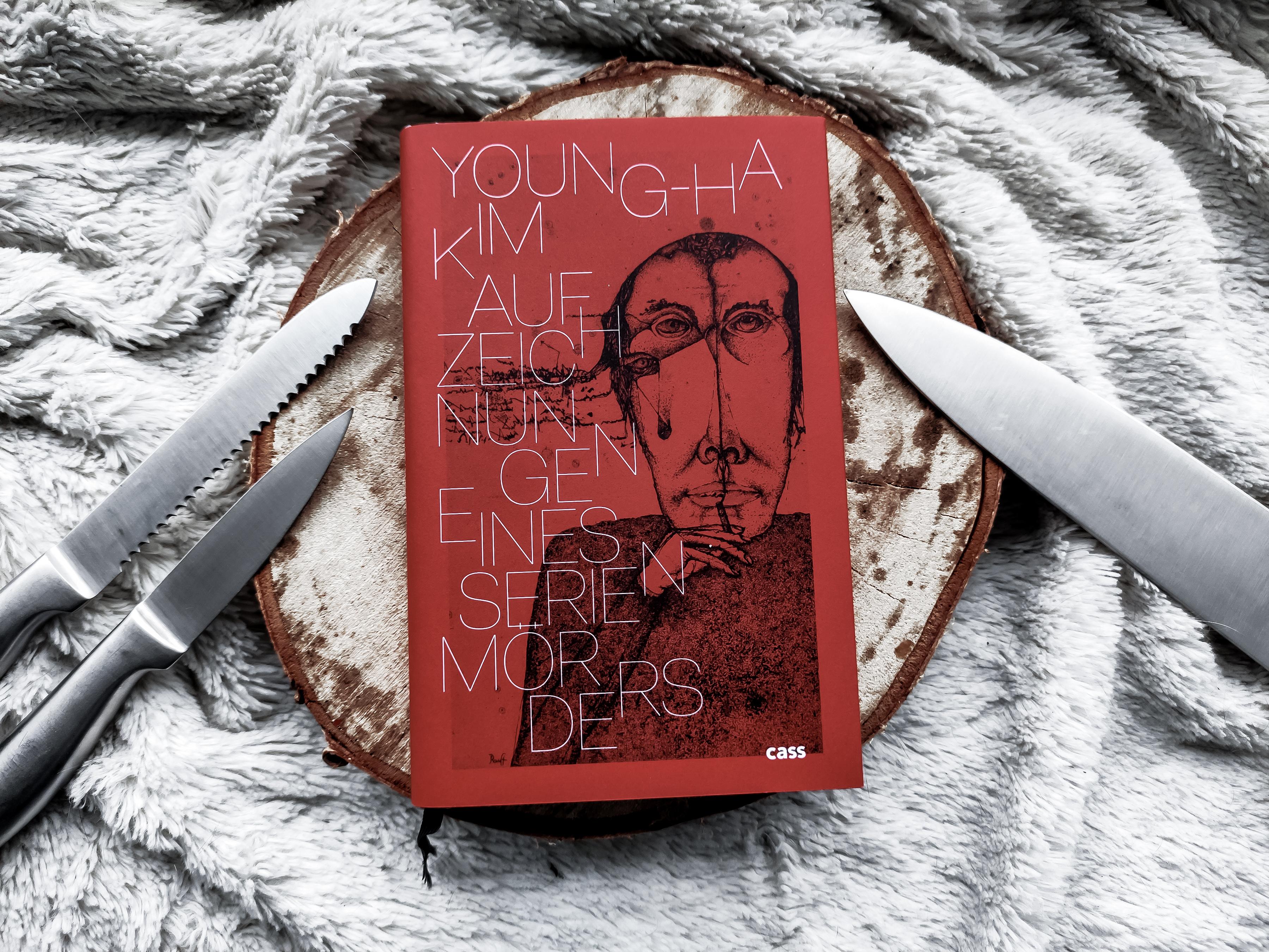 Young-ha Kim Aufzeichnungen eines Serienmörders Rezension
