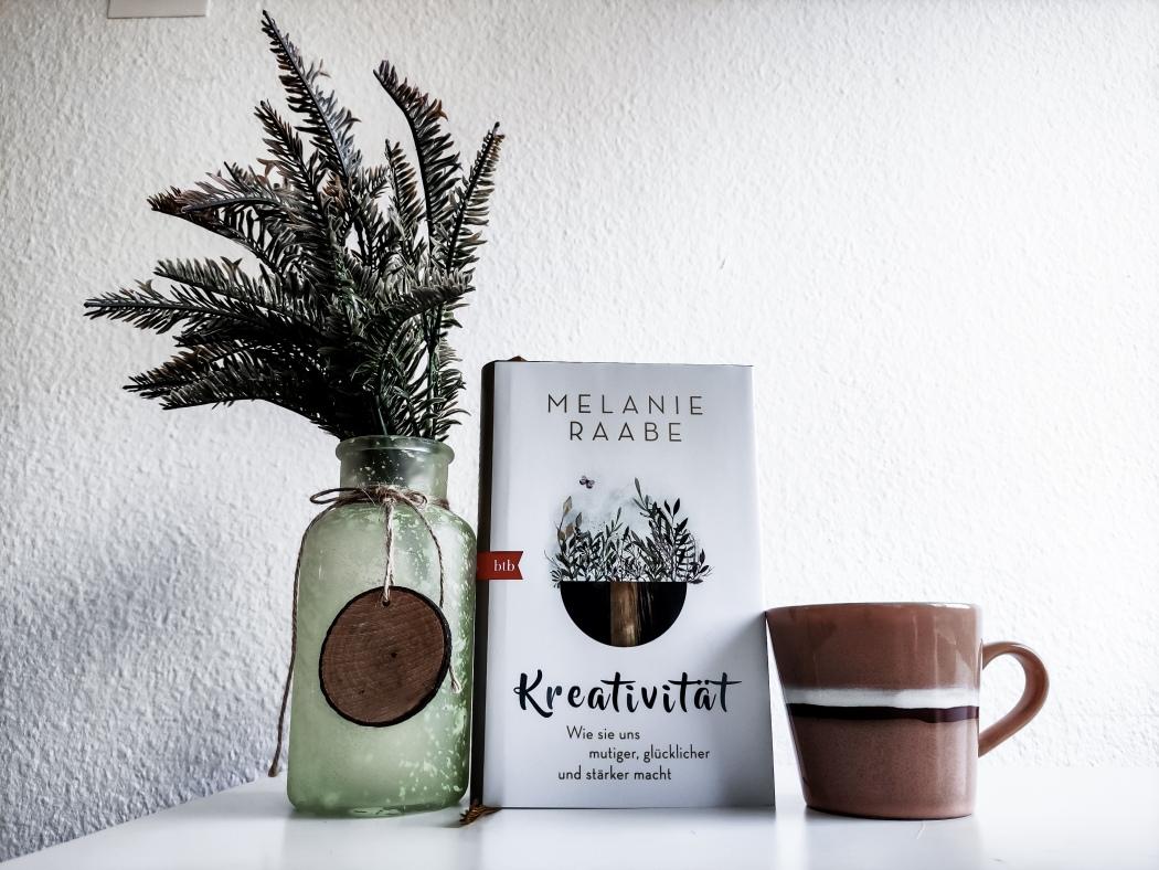 Melanie Raabe Kreativität Rezension