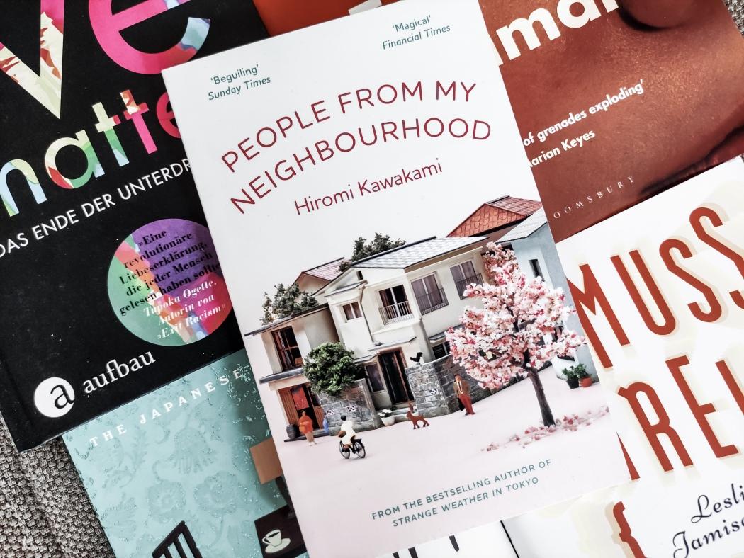 Hiromi Kawakami People from my Neighbourhood Rezension